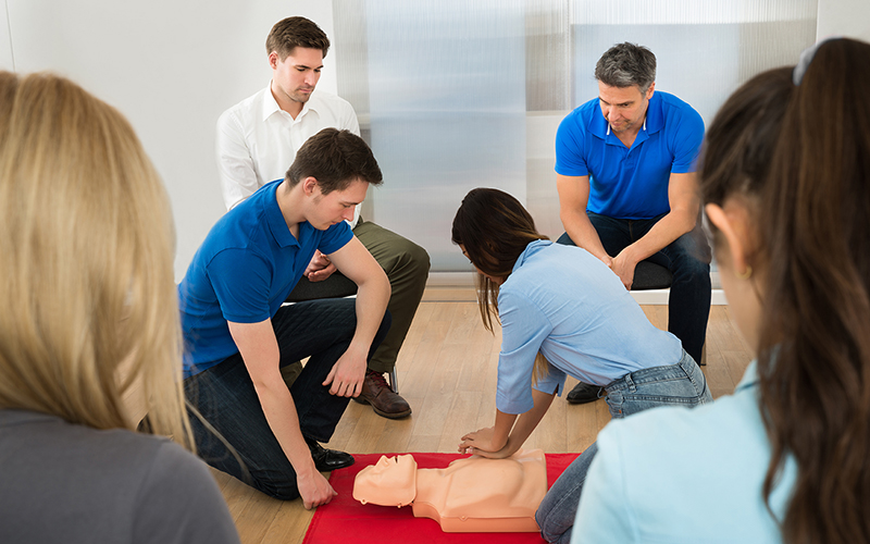 Level 3 First Aid at Work Requalification