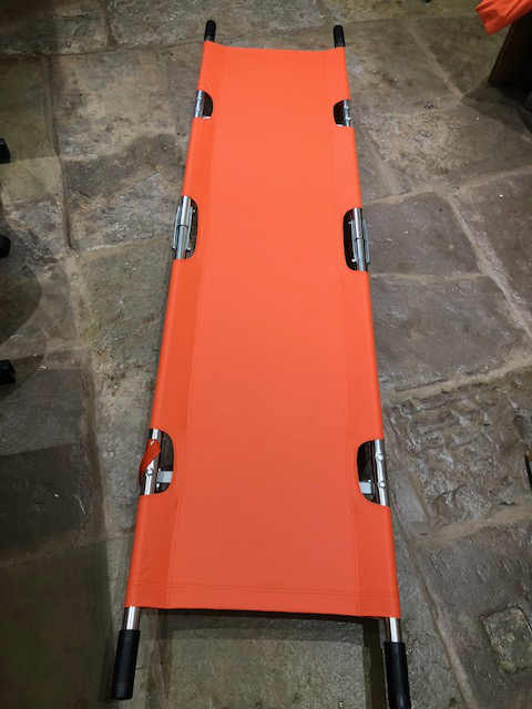 SR8_Lightweight Alloy Stretcher 1
